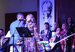 Konyaaltında THM Kadınlar Korosu konseri