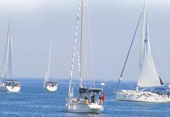 Türk-Yunan dostluğu için yelken açıldı