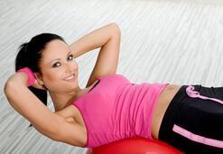 Sağlıklı kilo verme için egzersiz şart