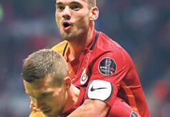 Sneijder & Podolski daha etkili
