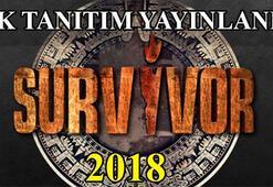 Survivor ne zaman Survivor 2018in ilk tanıtımı yayınlandı