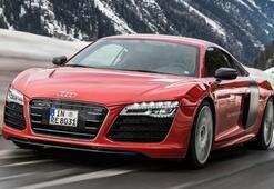 Elektrikli süper Audi R8 e-trondan ilham alacak