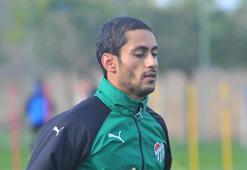Barış Yardımcı: Futbolu Bursasporda bırakmak istiyorum