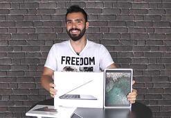 10.5 inç iPad Pro ve 13 inç MacBook Pro kutusundan çıkıyor (VİDEO)