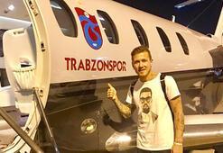 Trabzonspor, Kuckayı açıkladı