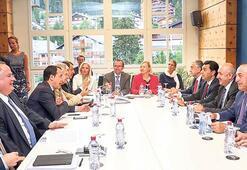İsviçre'de Kıbrıs'ın harareti düşmüyor