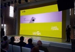LG G5 Lansmanından Canlı Yayın