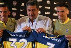 Mas ve Tevez imzayı attı