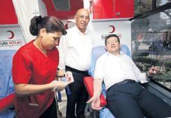 Subaşıoğlu'ndan kan bağışı çağrısı