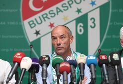 Le Guen: Beşiktaş ve Fenerle yarışamayız