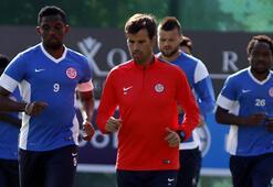 Antalyasporda G.Saray hazırlıkları başladı