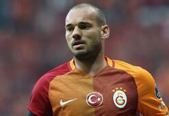 Galatasarayda Sneijder depremi