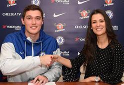 Christensen 2022ye kadar Chelseade