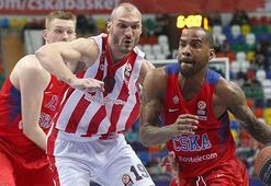 CSKA Moskova - Kızılyıldız Telekom: 84-74