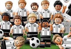 Lego, Almanya Milli Takımı futbolcularının oyuncak figürlerini yaptı