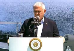 Başbakan Yıldırım : Önce kontrollü darbe demekten vazgeçin