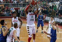 Pınar Karşıyaka-EWE Baskets: 85-86