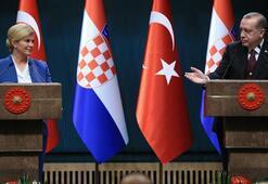 Cumhurbaşkanı Erdoğan: Balkanlarda FETÖnün kökü kazınacak