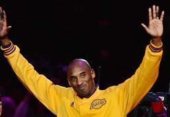 Kobe Bryanttan veda maçında inanılmaz performans