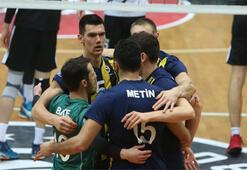 Beşiktaş - Fenerbahçe: 0-3