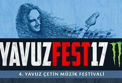 4. Yavuz Çetin Müzik Festivali UNIQ Açıkhavada