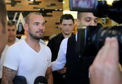 Sneijder: Testler çok iyiydi