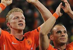 Macarlar, Sneijder ve Kuyta güveniyor