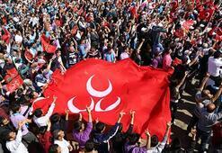 MHP İzmirde imzacılara operasyon