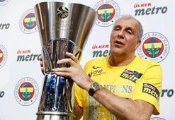 Euroleaguede yılın koçu Obradovic