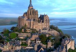 Kuzeyde bir vaha: Mont Saint Michel