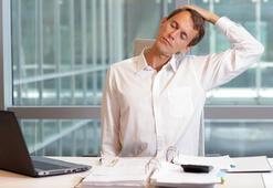 Ofiste yapılacak egzersizler