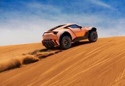 Zarooq Sand Racer 500 GTnin görüntüleri paylaşıldı