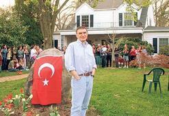 Sancar'ın Türk Evi'nin  mermerleri Ege'den