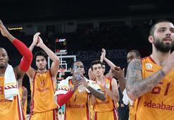 Galatasaray Odeabank, ALBA Berlin deplasmanında