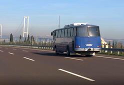 TRT'den esrarengiz tanıtım: Mavi otobüsün sırrı ne