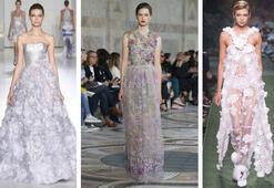 Sonbahar Kış Couture Moda Haftasında öne çıkan trendler