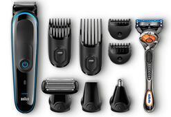 Braun tıraş makinesi ile stilinize teknolojik dokunuş