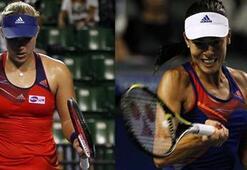 WTA Linzde finalin adı Ivanovic-Kerber