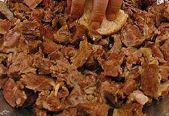 Kurban etini sebze ve meyveyle tüketin