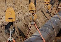 Türk Akımı'nda Rusya kesiminde ilk 50 kilometrelik inşaat dün tamamlandı