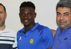 Yeni Malatyaspor, Nijeryalı Seth ile 3 yıllık sözleşme imzaladı
