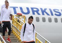 Galatasaray İsveçe geldi