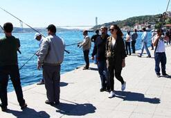Termometreye bakan İstanbullular şaştı kaldı