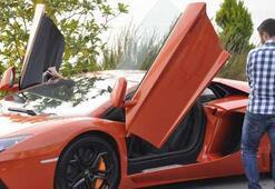 Sabri Sarıoğlunun Lamborghini'si kimin