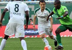 Bursaspor-Akhisar Belediyespor: 0-2