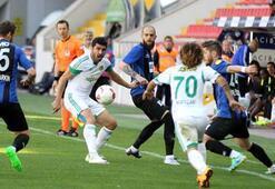 Kayseri Erciyesspor-Şanlıurfaspor: 1-3