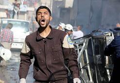 Azezde bomba yüklü araç patladı: 4 ölü, 7 yaralı