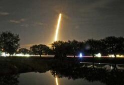 SpaceXin roketi ABD adına uzayda gizli görevde