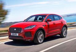 Jaguar yeni SUV modelini duyurdu.
