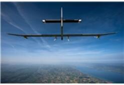 Güneş Enerjili Uçak Ne Kadar Yol Alabilecek